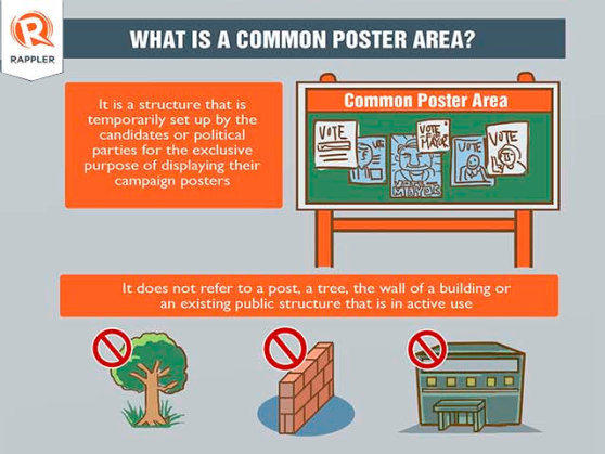 The Common poster Area