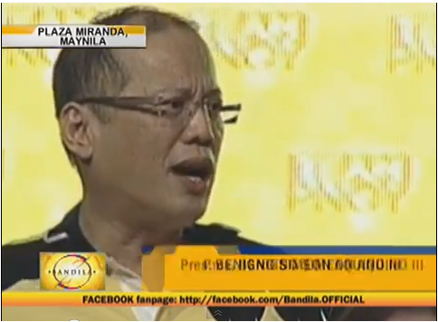 Pnoy lead the campaign attack, dirty politicking